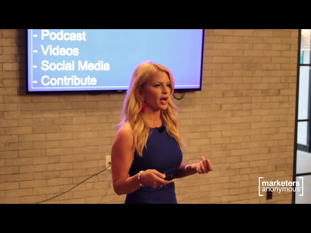 Building Your Personal Brand - Alison Maloni