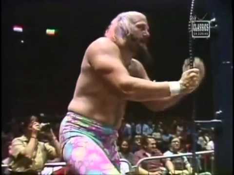 "Jesse ""The Body"" Ventura Vs Ivan ""Polish Power"" Putski (8.25.1984) Madison Square Garden"