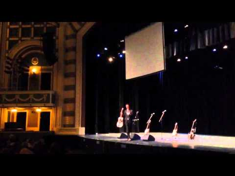 Music Voyager - Sun City: Pueblo, Colo. Premiere (Closing Remarks & Award)
