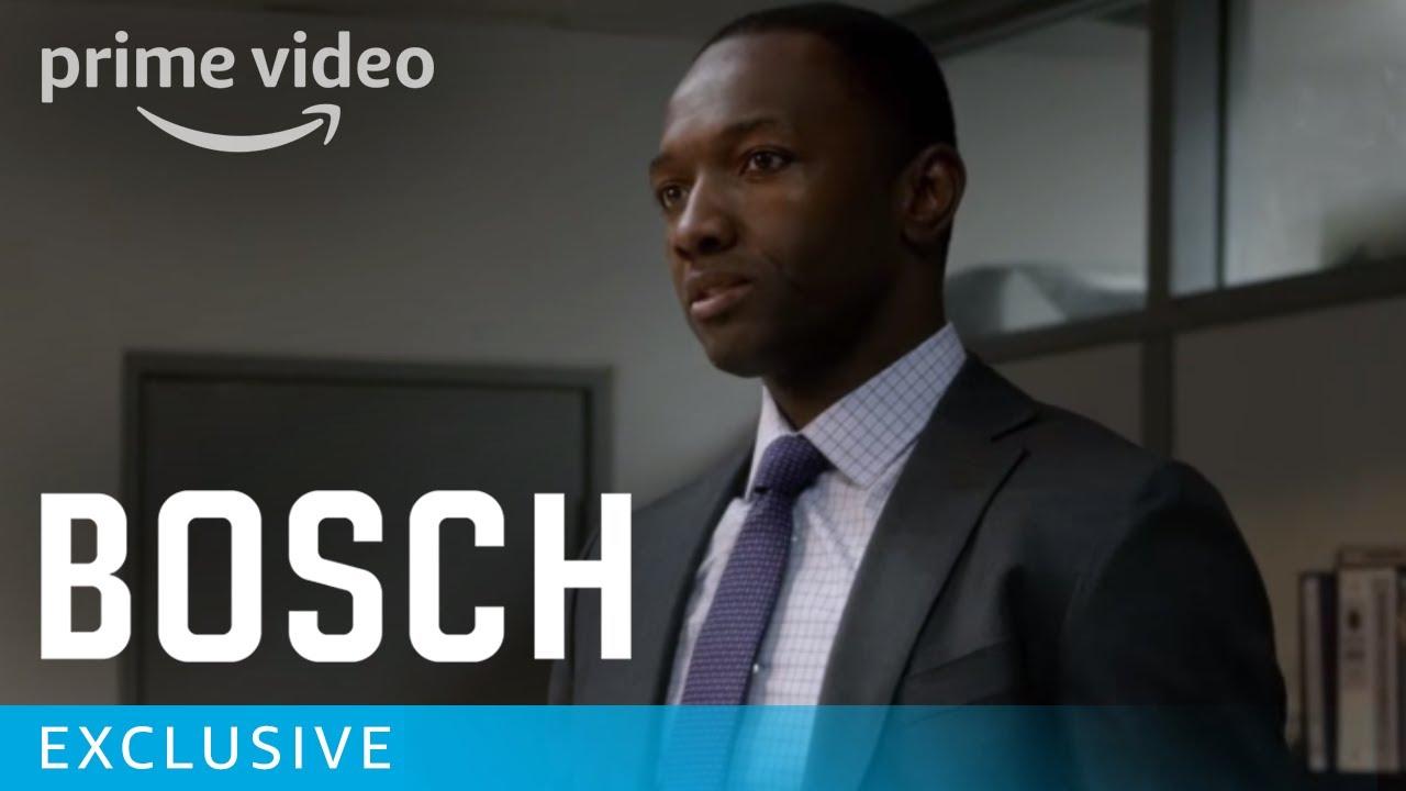 Bosch Season 4 - Jamie Hector Behind the Scenes Interview | Prime ...