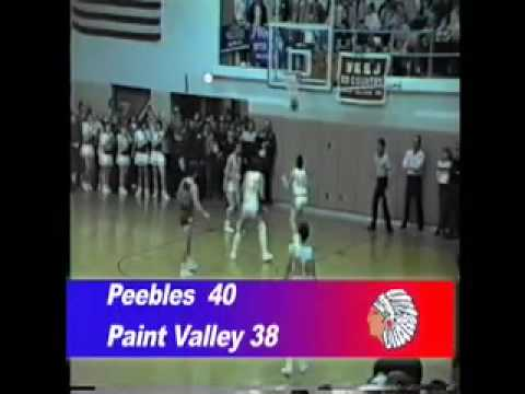 """The Team"" 1984 Peebles Indians"
