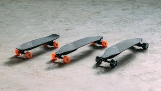 Boosted Boards | Meet the Family