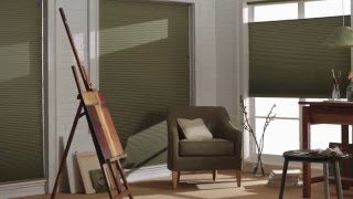 Blindsgalore Cordless Top Down Bottom Up Cellular Shades