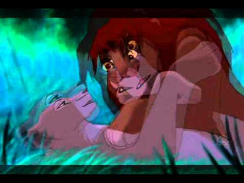 Simba & Nala ♥ Can you feel the love tonight - YouTube