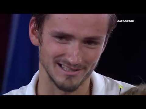 «Признаю, я допускал ошибки». Речь Медведева после финала US Open-2019