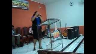 Pastora Eliana Moreira | Pregação: A parábola das dez virgens