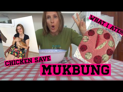 Raw Vegan Mukbung  Why Have I Changed?