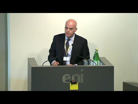 Claudio Descalzi, Amministratore Delegato Eni   Eni Video Channel