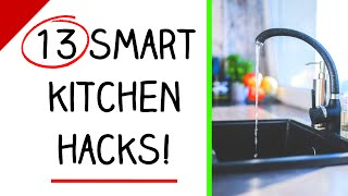 13 Amazing Kitchen Organization Ideas! (Cheap and Easy)