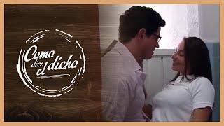 Sandra seduce a Juan José | El perdón cura... | Como dice el dicho