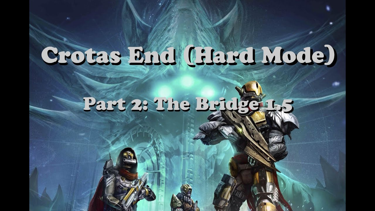 Destiny Dance Gif: Crotas End Walkthrough (Hard Mode) Part 2