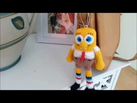 Spongebob Crochet Tutorial Youtube