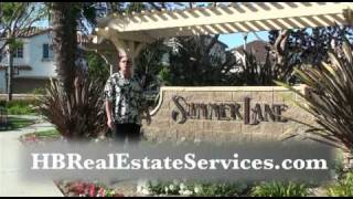 A Tour of SummerLane Community Huntington Beach CA Scott Miller REMAX Real Estate Homes For Sale