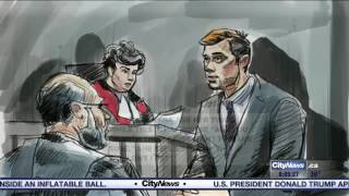 Accused Toronto cop testifies at sex assault trial