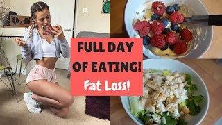 WHAT I EAT IN A DAY | Getting the Peach to the Beach Ep.7