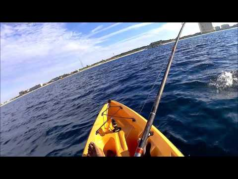 PENSACOLA Kayak Fishing - Offshore Trip