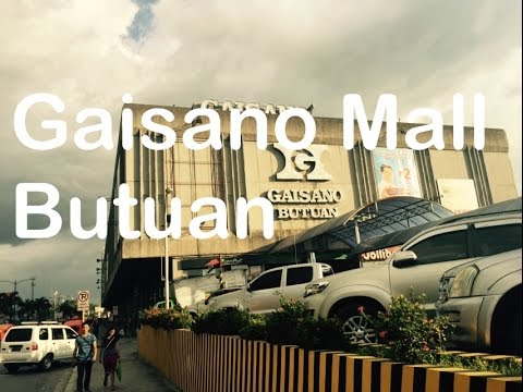 Gaisano Mall Butuan Walking Tour Jose Rosales Ave Butuan City Mindanao by HourPhilippines.com