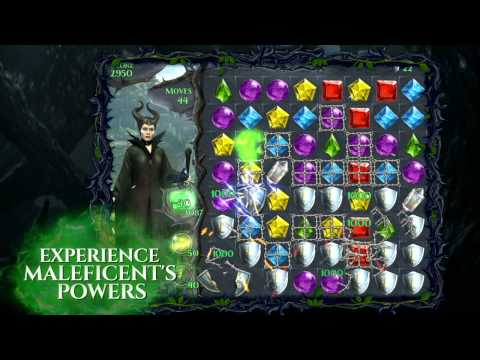 Maleficent Free Fall - Official Game Trailer