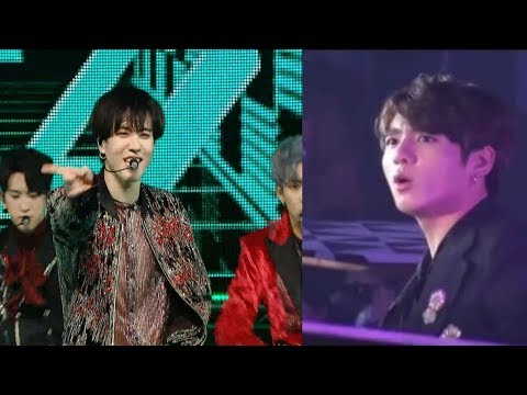 BTS JUNGKOOK reaction to GOT7