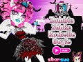Monster High Games- Zombie Shake Rochelle Goyle- Fun Online Fashion Dress Up Games for Girls Kids