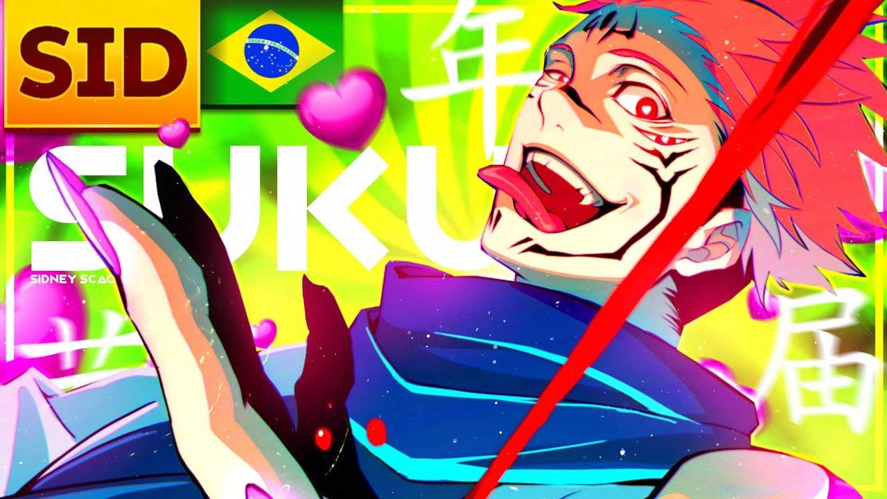 Sukuna - Maldição Do Love 😈💬🖤