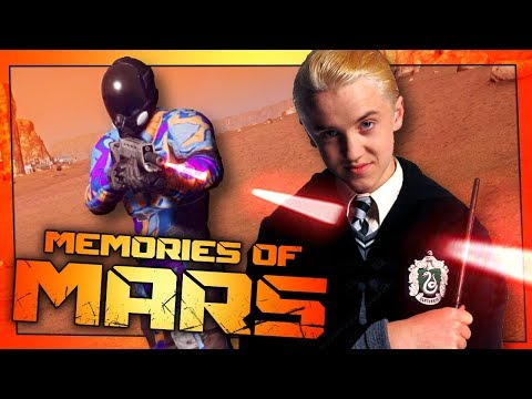 Memories of Mars - SHOOTING MALFOY
