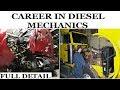 Career in Diesel Mechanic   Diesel Mechanic Course (Full Detail)