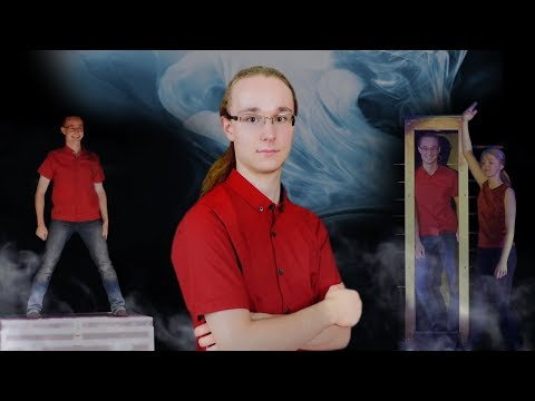 JETT SKRIEN | Interactive Comedy Illusionist | Promo Video