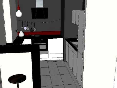 Mieszkanie Od A Do Z Salon Z Aneksem Kuchennym 28m2