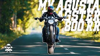 MV Agusta Dragster 800RR - Najpiękniejszy Motocykl jakim miałem okazję jeździć?