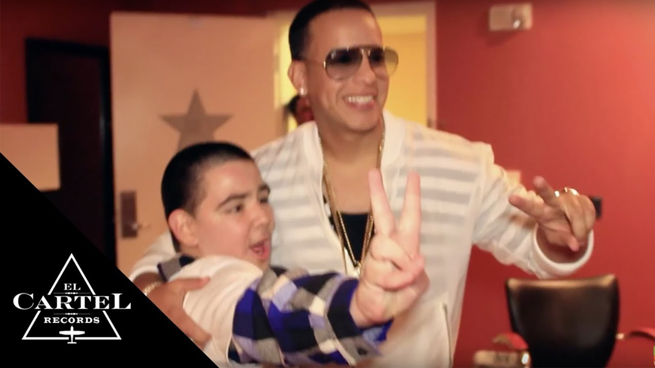 Download DADDY YANKEE   MGM FOXWOOD (Behind the Scenes)