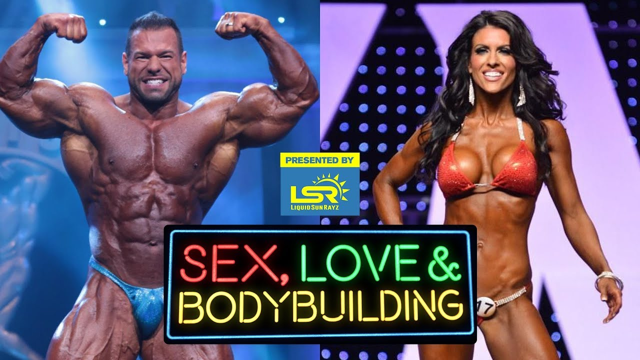 Bodybuilder sex