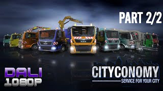 Cityconomy Part 2/2 PC Gameplay 60fps 1080p