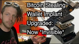 [OMG]: Bitcoin Stealing Ledger Implant Upgraded: Now *Invisible*