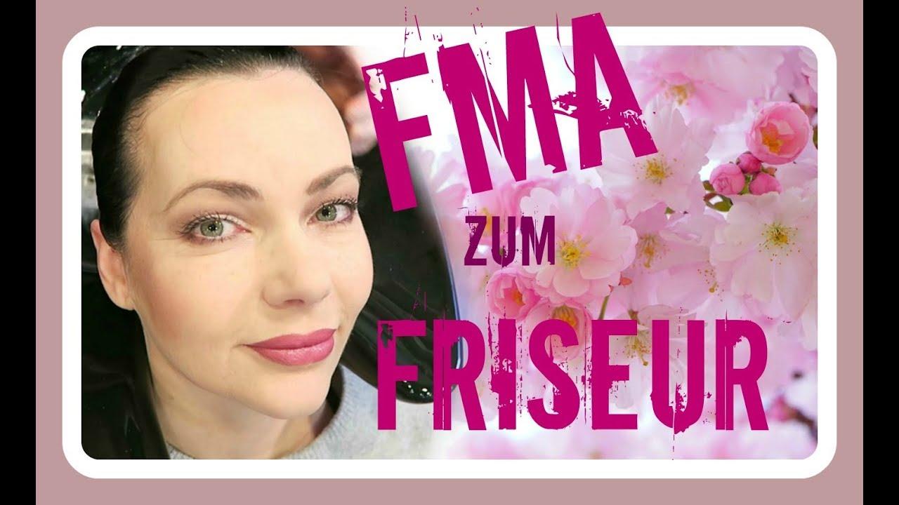 Fma Zum Friseur Haare Färben Mit Tigi Farben Und Abschneiden
