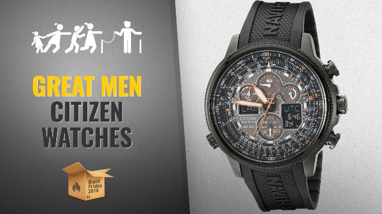 Save Big On Men Citizen Watches Black Friday Cyber Monday 2018 Black Friday 2018