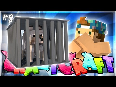 WOLFIEA GOT KIDNAPPED?! | EP 8 | Crazy Craft 3.0 (Minecraft Modded Roleplay)