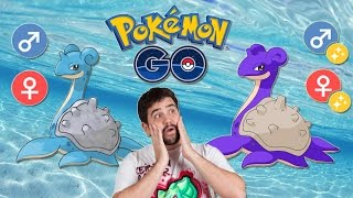¡¡Nuevo evento Gyarados, Lapras, Feraligatr y... Pokémon SHINY en Pokémon GO!! Keibron Gamer