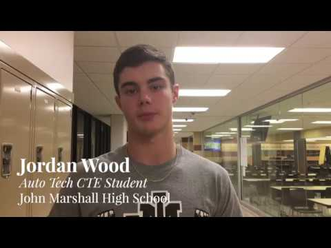 Jordan Wood - Auto Tech