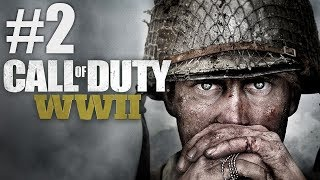 ЗАПИСЬ СТРИМА ► Call of Duty: WWII #2