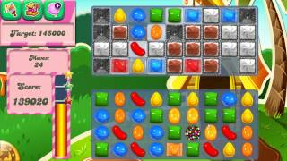Candy Crush Saga Level 199 No Boosters 3 Stars