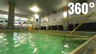 360 Video Relax Swimming Pool Los Angeles Millennium Biltmore Hotel USA VR Box Google Cardboard