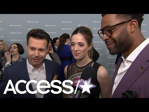 Jon Seda, Marina Squerciati & LaRoyce Hawkins On That Big 'Chicago P.D.' Season Finale Death  Acces