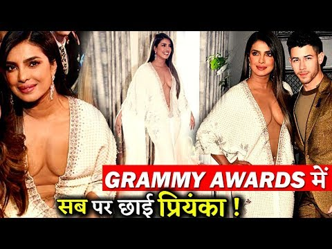 Priyanka Chopra Steals The Limelight In Grammy Awards 2020 But Also Gets Trolled!