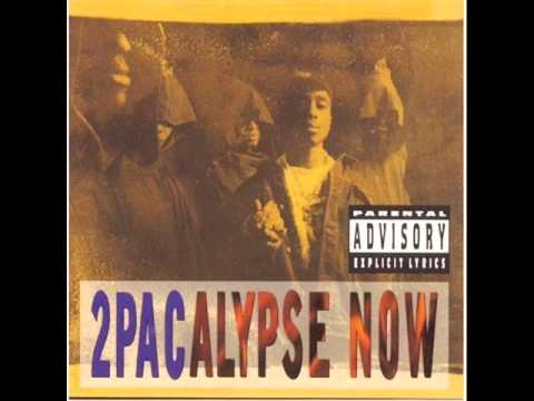 2Pac Young Black Male (2pacalypse Now)