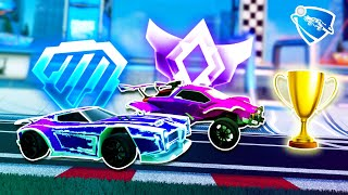 Which Rank is the FASTEST in Rocket League?