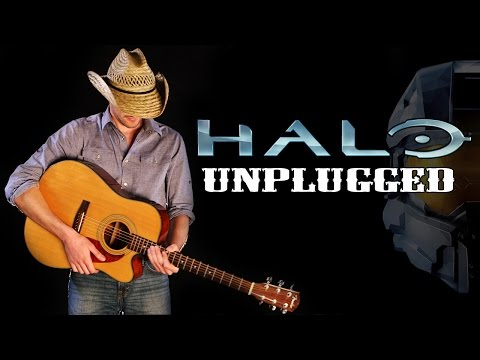 HALO THEME UNPLUGGED (Acoustic Cover)