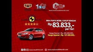 Spesifikasi Review Mobil Geely Emgrand 1.800cc Harga Promo 127 Juta-an