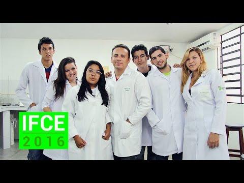 Vídeo institucional do IFCE (atualização - fevereiro/2016)