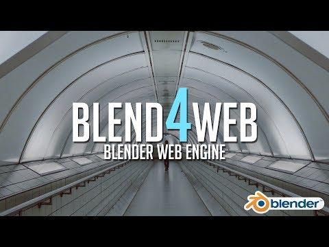 Intro to Blend4Web: A Realtime Blender Web Engine